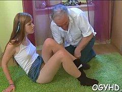 Jeune Et Vieux Sex